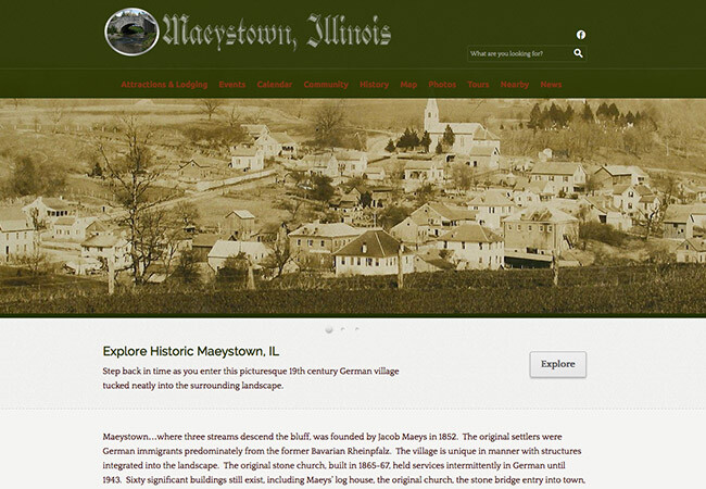 Maeystown.com | Designs by Christine Otten