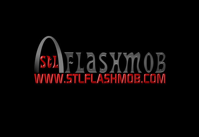 STL Flashmob | Christine Otten | Website and Graphic Design