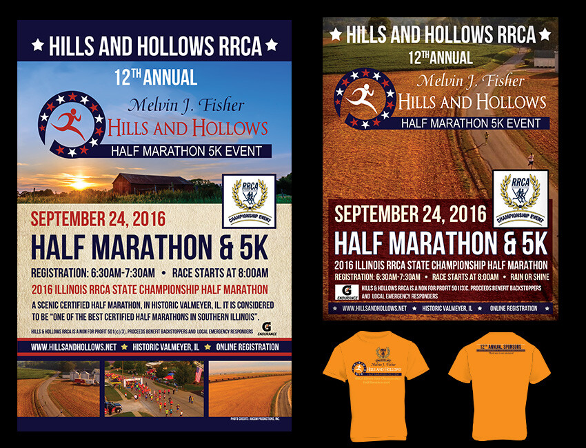 Hills & Hollows 5K