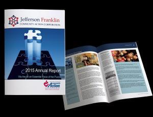 JFCAC | Annual Report Design