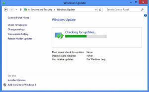 Windows 8 Can't Find Updates